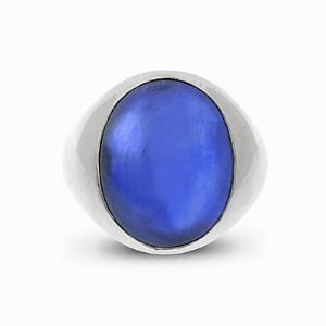 Star Sapphire Dress Ring 20.59ct